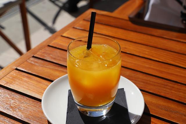 California Schraube Cocktail