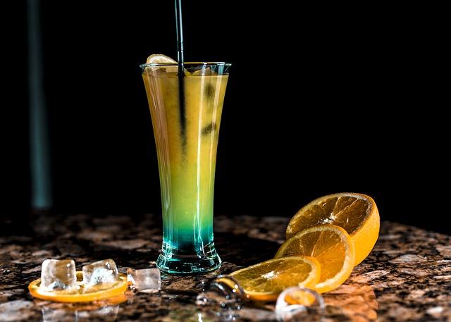 Der dreiste Affe Cocktail