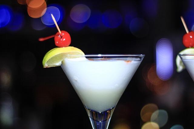 Meeresschaum Cocktail