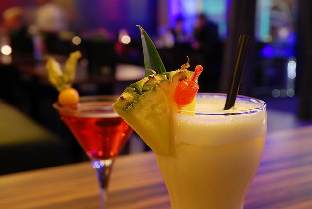 Morgen mit dem Geliebten Cocktail