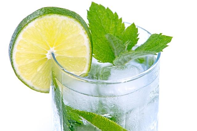 Wodka Sprite Cocktail