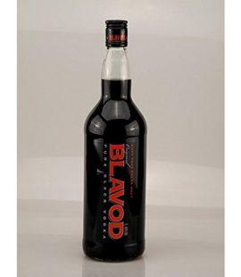 Schwarzer Wodka